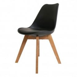 Consilium Valido Dining Chair | Black