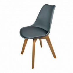 Consilium Valido Dining Chair | Dark Grey