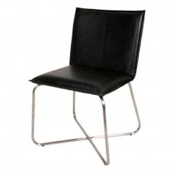Cross Chair | Black