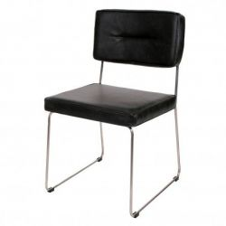 Rex Chair | Black