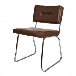 Costas Chair | Brown