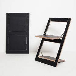 Folding Chair Fläpps | Black