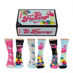 Chausettes Flamazing | Set de 6