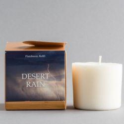 Flambeaux Duftkerze Nachfüllung | Desert Rain