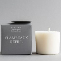Flambeaux Refill Scented Candle | Non Scented