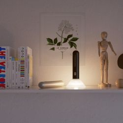 Table Lamp Flash Light