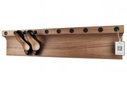 Shoe Rack Flash Up 100 | Walnut