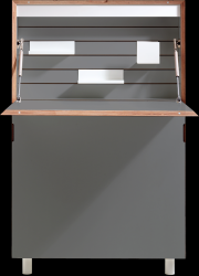 Desk Flatmate II | Anthracite