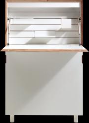 Desk Flatmate II | White