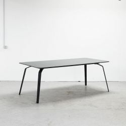 Table Float | Ash Gray Linoleum