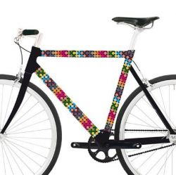 Bike Sticker | Flow