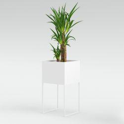 Flowerpot Small | White