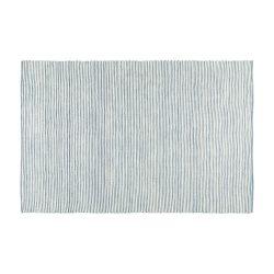 Rug Flynn 230 x 160 cm | Blue & Cream