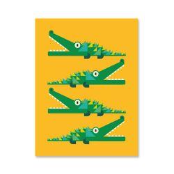Affiche | Crocs