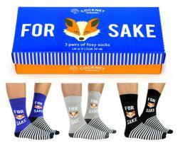 Socken für den Fuchs | 6er-Satz