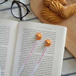 Bookmarks | Set of 2 | Fortune Cookie