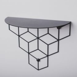 Shelf POLYHEDRA | Stiga PS Black