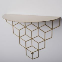 Shelf POLYHEDRA | Stiga PM Gold