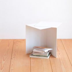 SHIFT Side Table | White