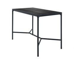 Outdoor Bar Table Four Large | Black