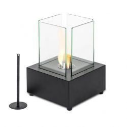 Table Lantern Alphaville | Black