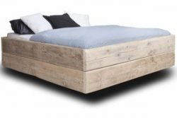 Bed Cucuron | White