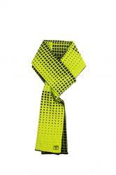 Scarf Fractal | Lime