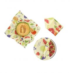 Bee's Wrap | Set of 3 | Fresh Fruit