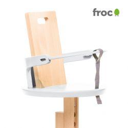 Froc Baby Set | Weiß