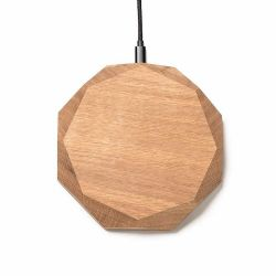 Wireless Charger | Oak
