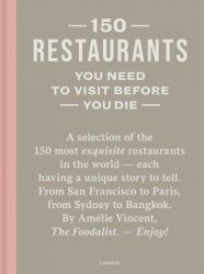 Buch 150 Restaurants You Need To Visit