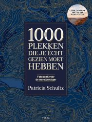 Buch '1000 plekken die je echt gezien moet hebben'