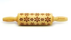 Engraved Rolling Pin | Frost