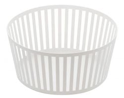 Fruit Basket Deep Tower | White