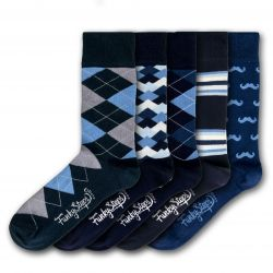 Herrensocken FSA396 | 5er-Set