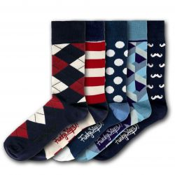 Herrensocken FSA397 | 5er-Set