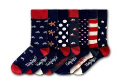 Men Socks FSA312 | Set of 7