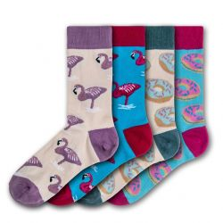 Damensocken FSB045N | 4er-Set
