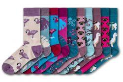 Socken Damen FSB069N | 10-er Set