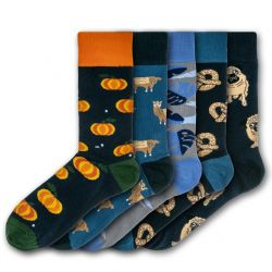 Herrensocken FSB073N | 5er-Set