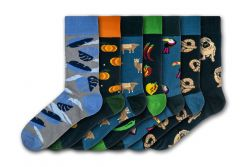 Men Socks FSB074N | Set of 7