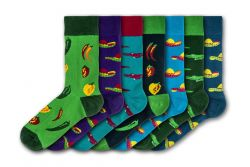 Men Socks FSB075N | Set of 7