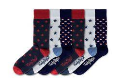 Men Socks FSB145 | Set of 6