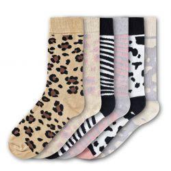 Woman Socks FSB203 | Set of 6