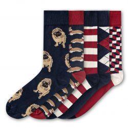Men Socks FSB287 | Set of 5