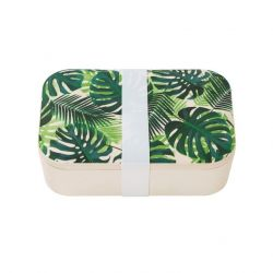 Lunch Box Tropical Fiesta | Palm Print