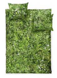 Doppelbettwäsche Set | Almwiese - 240 x 220 cm