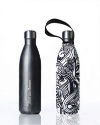 Gourde Future Bottle 750 ml + Housse | Koru