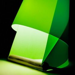 Furoshiki Table Lamp Green