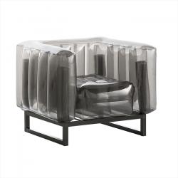 Sessel Yomi Aluminium | Schwarz